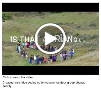 Making Trails video link