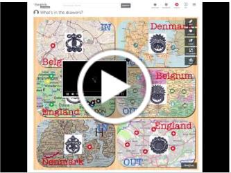 Screencast video image