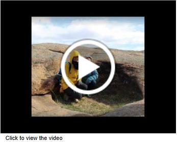 Technology outdoors video link